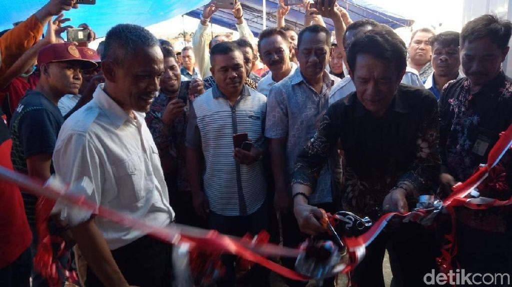 Ada Tol Laut, Ongkos Kirim dari Muna ke Makassar Turun Jadi Rp 6 Juta