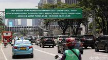 Ganjil-Genap di DKI Jakarta Ditiadakan hingga 19 April 2020