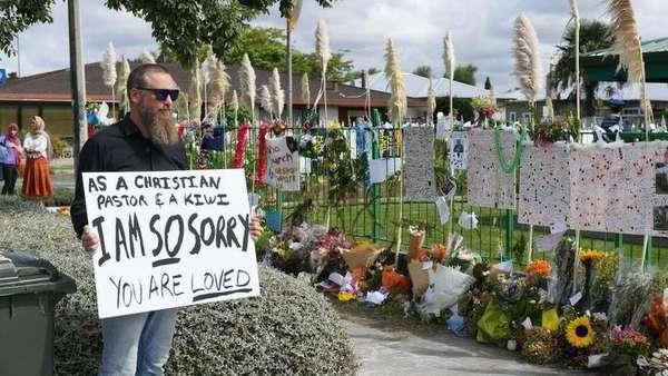 Salat Jumat Pertama Usai Teror Masjid, Ini Kata Imam New Zealand