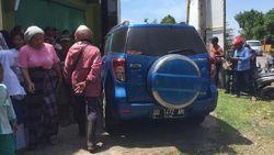 Mayat Wanita Ditemukan Dalam Mobil di Gowa