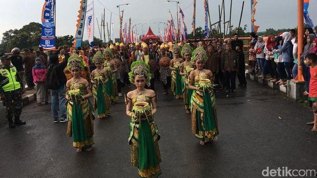 Festival Mojotirto di Mojokerto/