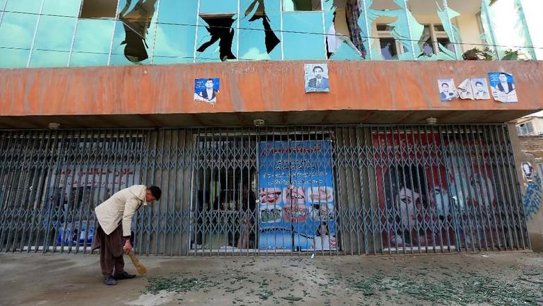 Ledakan di Afghanistan: 6 Orang Tewas, 23 Luka-luka