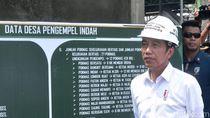 Jokowi Pastikan Rekonstruksi Lombok Pascagempa Berjalan Lancar