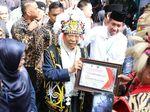 Maruf Amin Dapat Gelar Pemimpin Bijaksana dari Warga Dayak