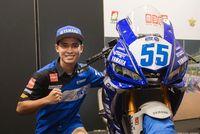 Motor Yamaha made in Indonesia tanding di ajang balap Internasional