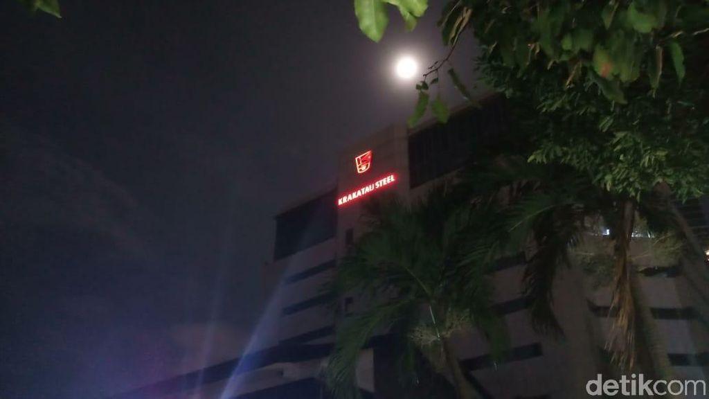 Kena OTT KPK, Direktur Krakatau Steel bakal Dicopot?