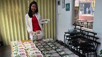Kisah Sukses Bisnis Katering Sehat Manfaatkan Layanan GrabExpress