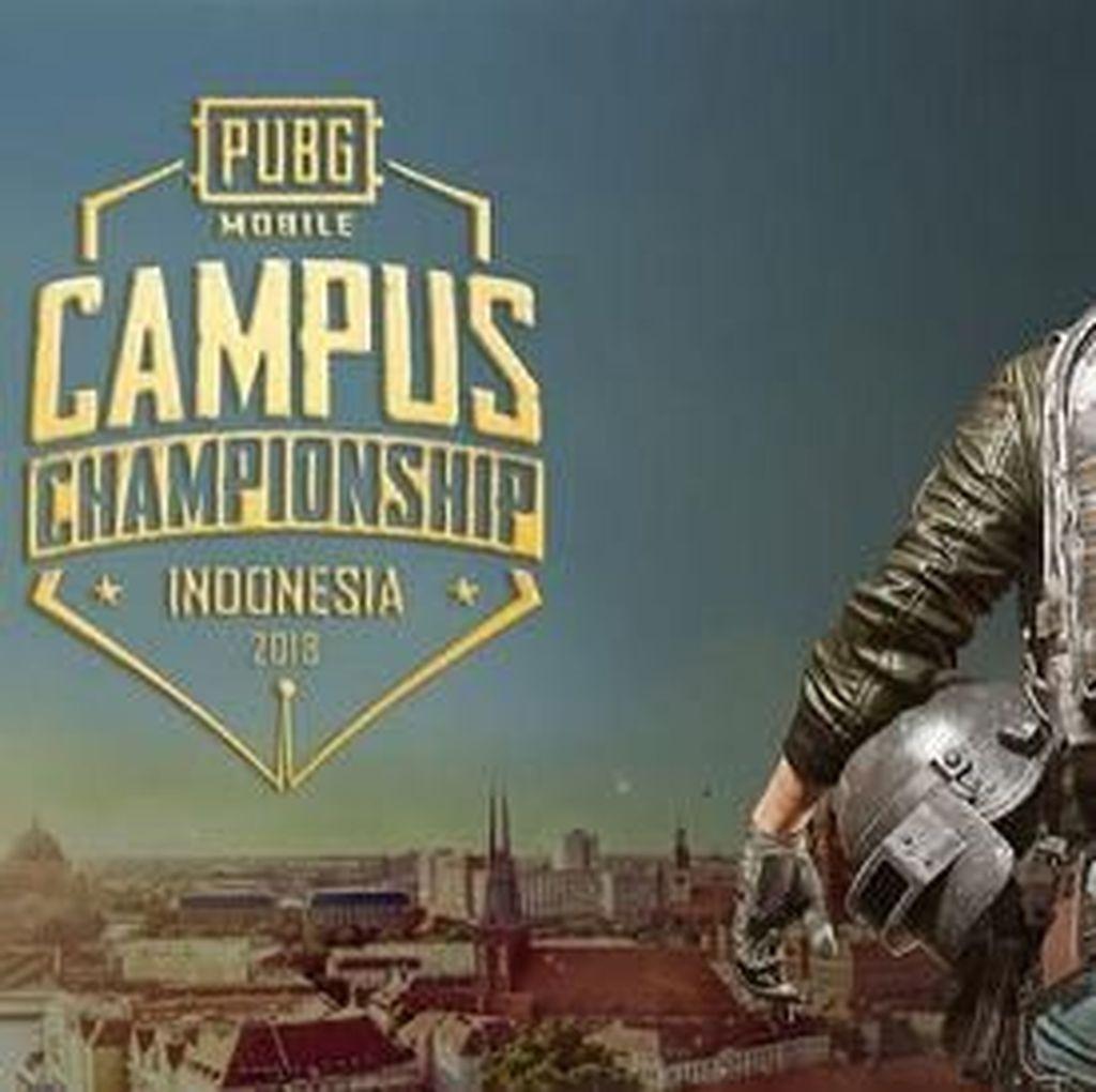 16 Tim Berebut Juara di Kompetisi PUBG Mobile