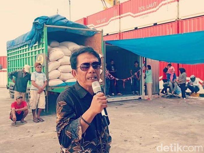 Wakil Bupati Muna, Malik Ditu /Foto: Sitti Harlina/detikcom