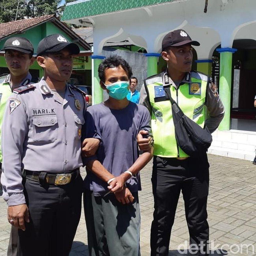 Polisi Gelar Pra Rekonstruksi Kasus Masjid Diacak-acak di Banyumas