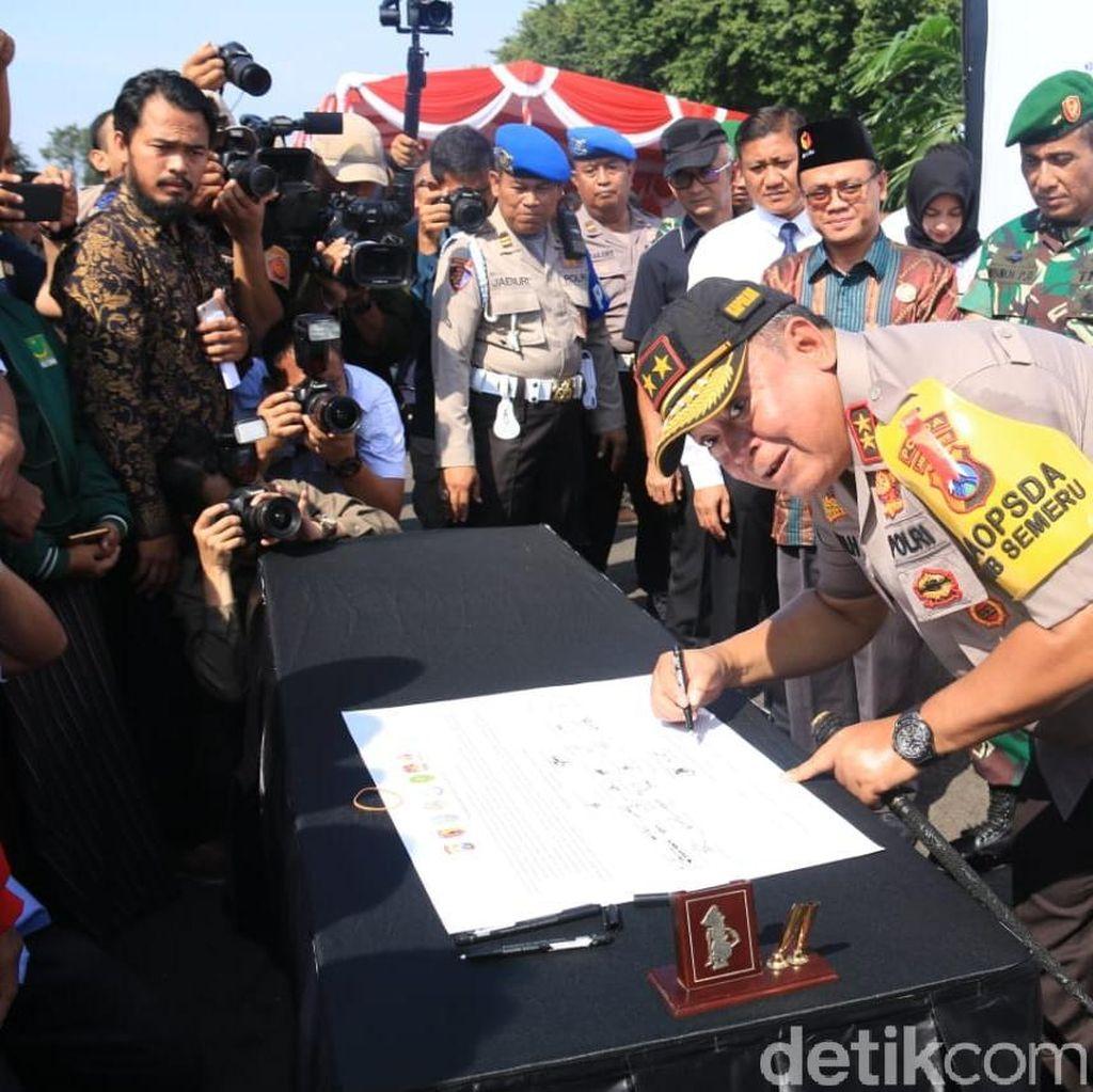 Polisi Petakan 130.012 TPS di Jatim Dalam 3 Kategori, Apa Saja?