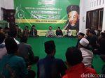 Santri Ndherek Kiai, Slogan Kiai Muda Bersatu Dukung Jokowi-Maruf