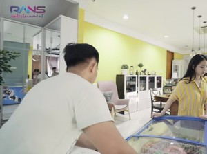 Netizen Heboh Rafathar Dibelikan Es Krim Satu Freezer, Ini Faktanya