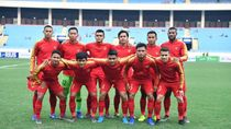 Jadwal Timnas Indonesia U-23 pada Turnamen di China