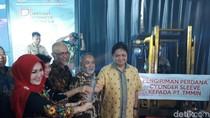 IKM Siap Jadi Pemasok Industri Otomotif Nasional