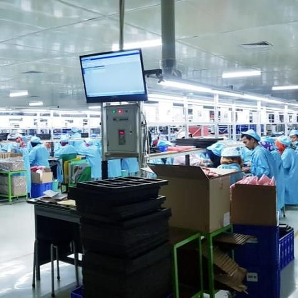 Evercoss Siap-siap Hadapi Revolusi Industri 4.0