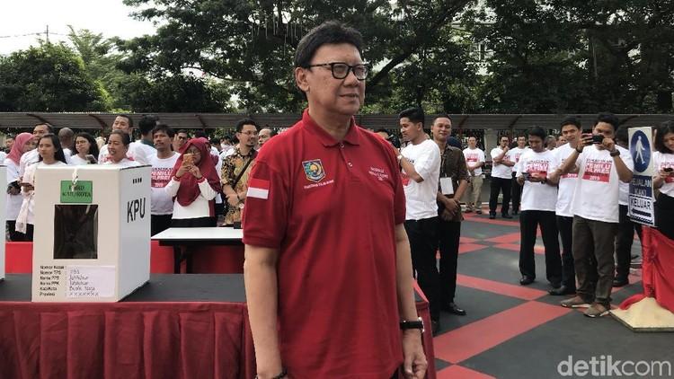 Mendagri: ASN-TNI-Polri Komitmen Netral, Bawaslu Jadi Wasit yang Adil