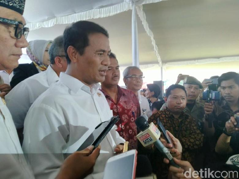 Di Depan Petani, Mentan Bicara Banyaknya Fitnah yang Menerpa Jokowi