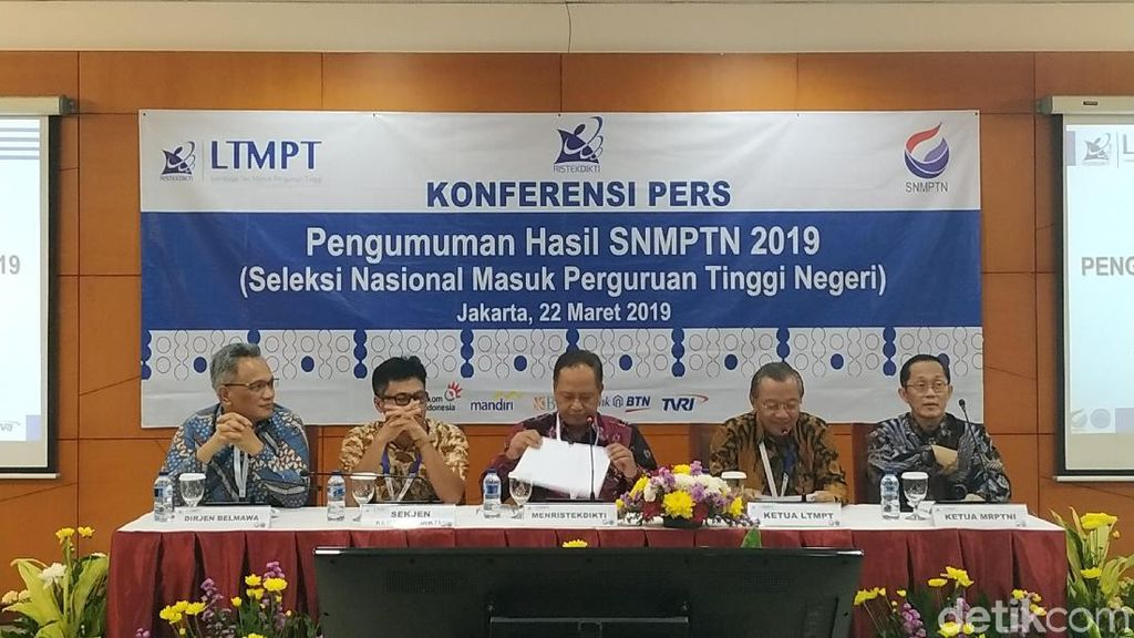 Hal-hal Penting Soal Pengumuman SNMPTN
