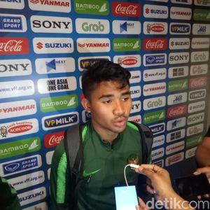 Pemain Timnas Indonesia Asnawi Mangkualam Menuju Klub Korsel
