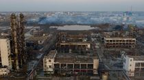 Korban Tewas Ledakan Pabrik Kimia di China Jadi 64 Orang