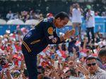 Jokowi ke Pendukung: Kita Harus Menang di Atas 70% di Yogyakarta!