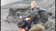 Petugas Dibanting Turis yang Nekat Naik Kawah, Ini Respons Pihak Bromo