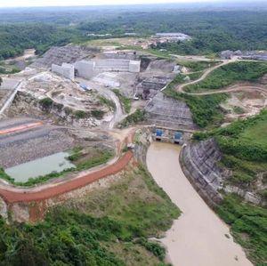 Melihat Bendungan Karian, Pemasok Air ke Banten dan Jakarta