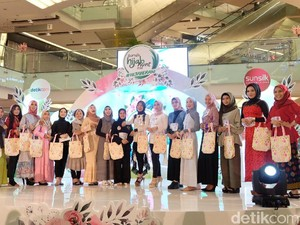 Resky Amalia Terpilih Wakili Surabaya di Sunsilk Hijab Hunt 2019