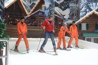 Bisa main ski juga (Randy/detikcom)