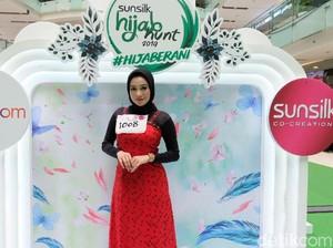 Kisah Hijrah Mahasiswi Cantik Peserta Sunsilk Hijab Hunt 2019