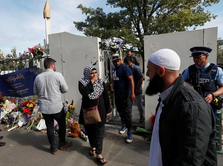 Korban Selamat Teror Selandia Baru akan Diberi Izin Tinggal Permanen