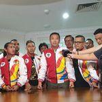 Menpora Dukung Atlet Perbafi Ikut Kejuaraan di Singapura