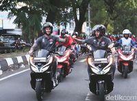 Pemain PSM Makassar Diberi 30 Motor