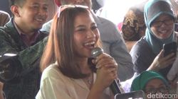 Nembak Jadi Istri Kedua Sandiaga, Tiffani: Saya Sebenarnya Bercanda