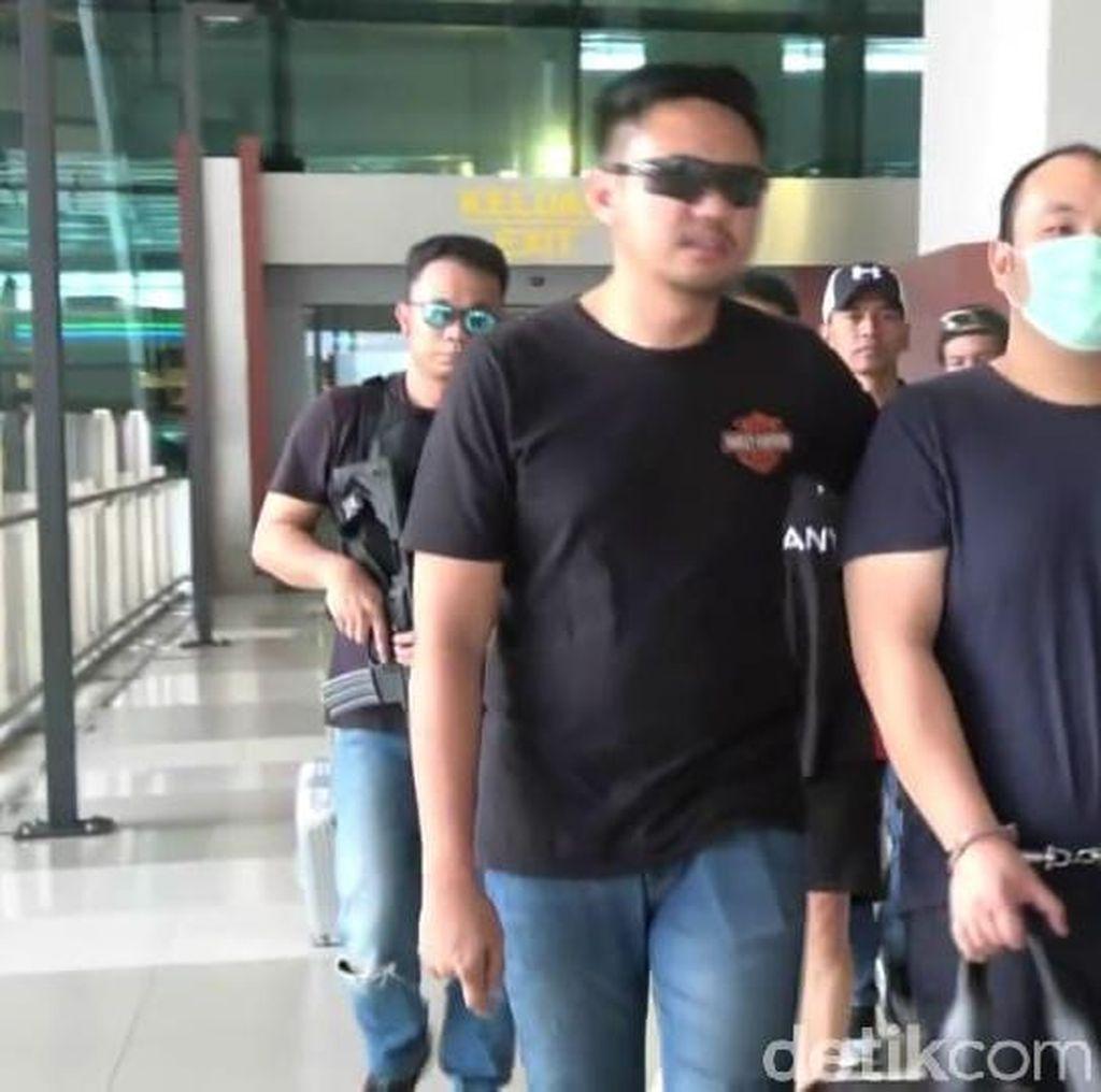 WN Malaysia Ditangkap Selundupkan 3.800 Butir Ekstasi ke Indonesia