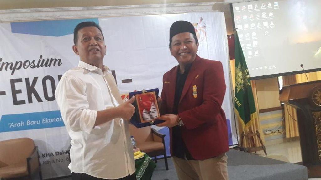 Soetrisno Ajak Warga Muhammadiyah Pahami Makro Ekonomi Sebelum Pilpres