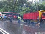 Truk vs Bus di Boyolali, 2 Orang Tewas dan 3 Luka Parah