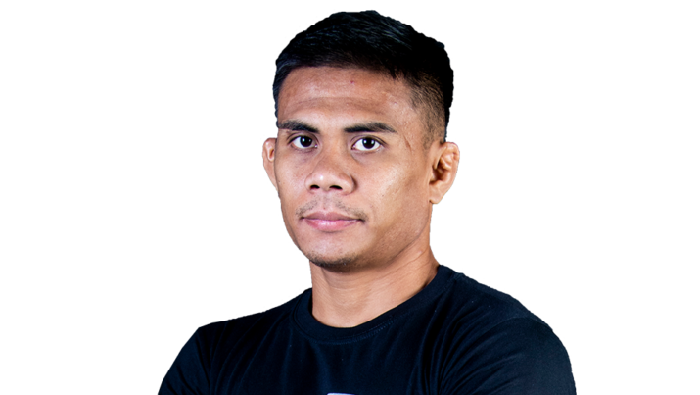 Eko Roni Saputra, pegulat Indonesia gabung ONE Championship (dok.ONE Championship)