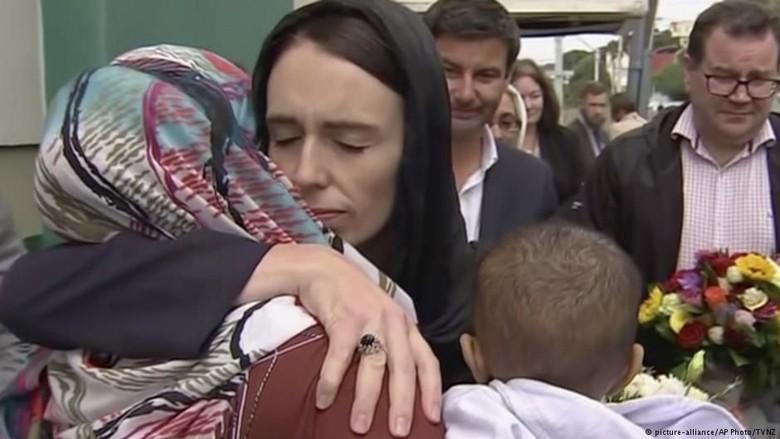 Usai Teror Masjid, PM New Zealand: Kita Adalah Satu
