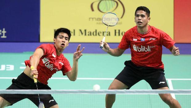 Pemain Indonesia Kecewa Gagal ke Final Kejuaraan Beregu Asia