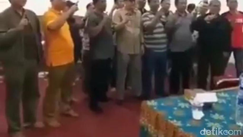 Gakumdu Sukabumi Selidiki Video Kades 2 Kecamatan Dukung Jokowi