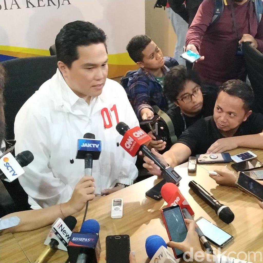 Banten Jadi Lokasi Pertama Kampanye Terbuka TKN Jokowi-Maruf
