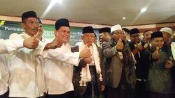 Hadiri Deklarasi Ulama Banten, Maruf Amin Bicara Arus Baru Perubahan