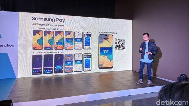 Bangga! Samsung Pay di Indonesia Dikembangkan Anak Bangsa