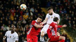 Kualifikasi Piala Eropa: Prancis Atasi Moldova 4-1