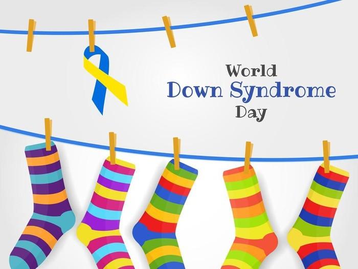 ilustrasi down syndrome