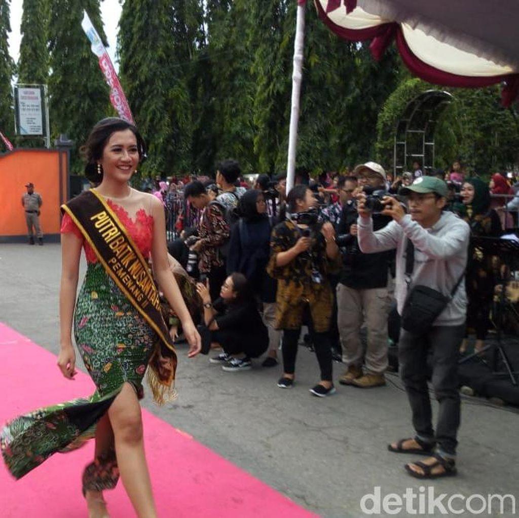 Batik Street Exhibition, Cara Terbuka Geliatkan Batik Khas Ponorogo