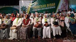 Harlah ke-96 NU di Jatim Dikemas dengan Tingkeban 165 Ibu Hamil