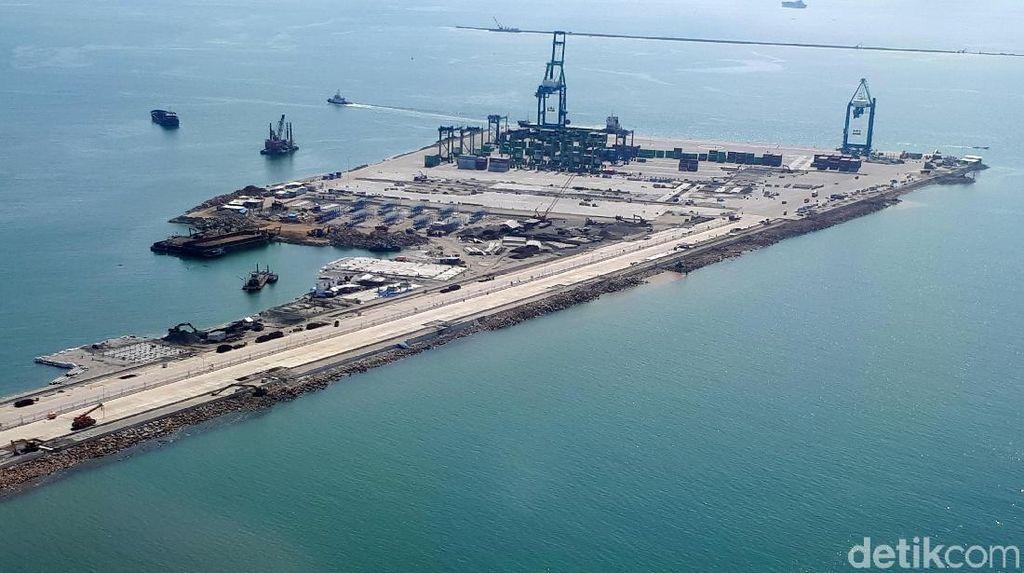 Proyek Makassar New Port 1B dan 1C Rp 2,8 T Dimulai